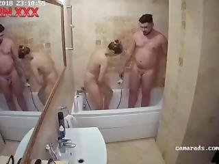 Bathroom Sex With Hot Blonde Mia Reallifecam Voyeur