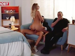 Letsdoeit - Hot Spanish Teen Swingers Fucking Hard