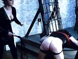 This Stooge Will Be Punished In Dungeon Lady A