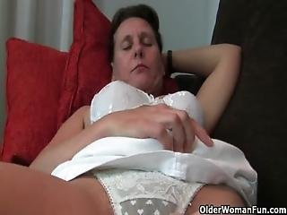 Amateur, British, Granny, Hairy, Masturbation, Mature, Milf, Nipples