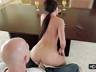 Rahyndee James Needs Rock Hard Cock