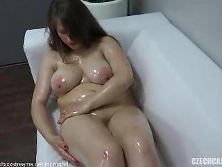 Czech Amateur Vita Fucks On Casting