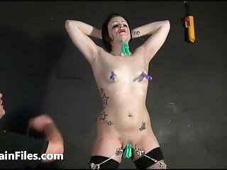 Slave Amateur Isabel Deans Bdsm To Tears And Masochist Humiliation Training