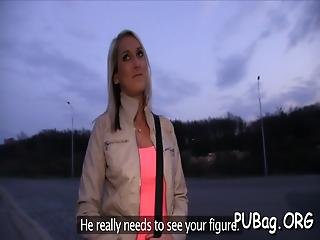 Public Agent Knows How To Enjoy Sex
