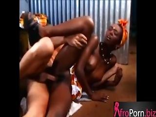 Omg%21 This Busty African Girl Loves Big Dick So Much. Afroporn.biz