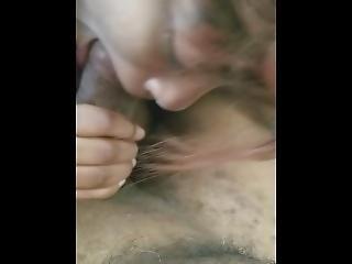 Girlfriend Licks Ball So Good