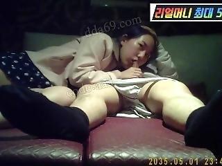 amateur, pipe, brunette, coréene