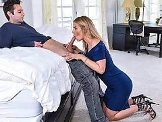 Rachel Cavallis Revenge On Her Cheating Husband By Fucking With Brad