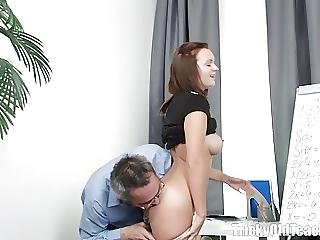 Tricky Old Teacher Nataly Let Is Tricky Old Teacher Play