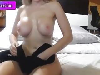Goddess Masturbating