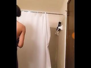 Brother Caught Sister In Shower