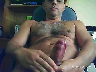 Cento - Amatoriale - Grosso Cazzo Maschio Masturbarsi E Bere Il Suo Sperma