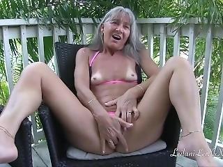Outside Masturbation Trailer