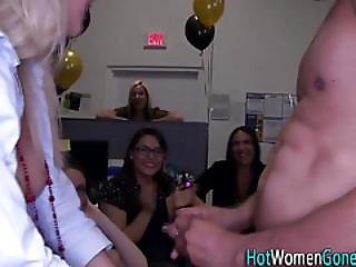 Party Whore Gets Fucked