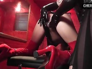 Fuckslave For Two Femdoms