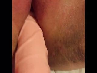 Daddy Pounding This Tight Wet Pink Pussy