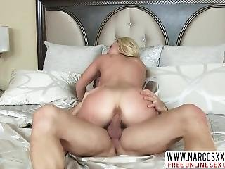 Venomous Little Whore Alexis Monroe In Stockings