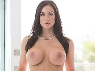 Hot Masturbation Session With Cute Teen And Brunette Milf Kendra
