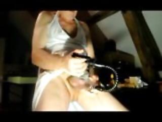 transvestite marilyn oil pumping cock crossdresser 90