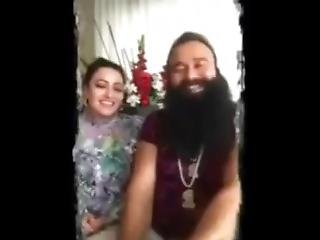 Ram Rahim,s Video