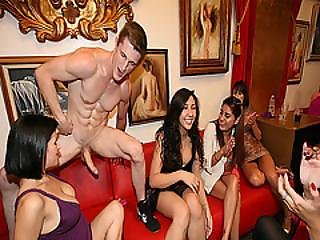 Big Cocks With Whipped Cream Swagging In Horny Girls Dig It