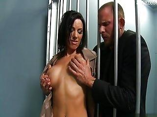 Big boobs girl doggystyle