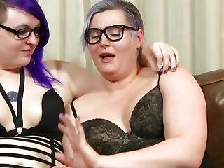 Spex Lady-mans Barebacking And Anal Drilling