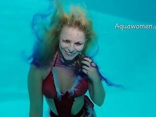 Underwater Merry Christmas