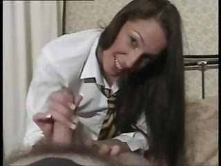 Pov British Uncle Trained Schoolgirl Niece Slut To Pleasure His Old Cock
