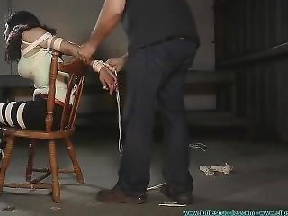 Ellen Insanely Tight Bondage 1