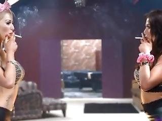 Two Dolled Up Smokers