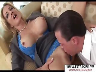 Big Ass Step Mom Lexi Carrington Gives Titjob Sweet Tender Stepson