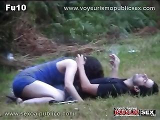 Clip #201 _ Voyeurismo Public Sex