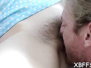 Great Looking Kitty Blows Before Doggy