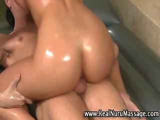 Babe Masseuse Fetish Cock Suck