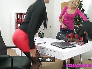 Amatõr, Casting, Leszbikus, Szexi, Karácsony