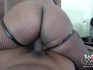 Wcp Club Juicy Booty Ebony Layton Benton