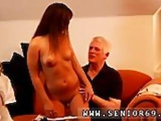 Foursome young old hd Latoya makes clothes,