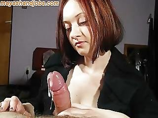 3 Cumshots For Maya Fun