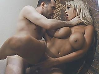 Huge Juggs Woman Bridgette B Fucked By Throbbing Cock