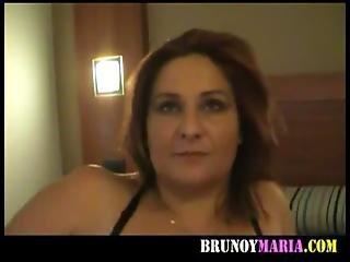 Gordita Ninfomana Acaba Follando Con Maria De Brunoymaria Y Dos Chicos