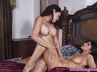 Bigtitted Les Vanessa Veracruz Pussylicking