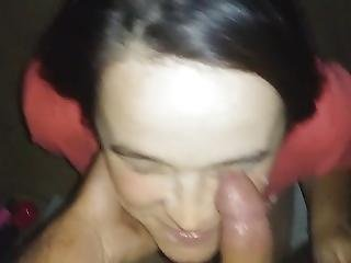 Wife Jacking Me Off For Facial