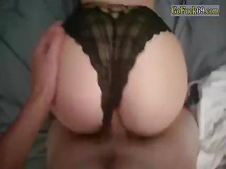 Tiny Teen Pounded With Massive Horse Cock - Creampie