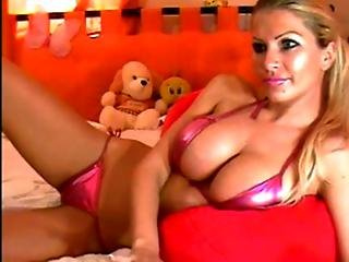 Blonde Pussy In Bead Lincks Dildo Free Webcam Www.sexatcams.com