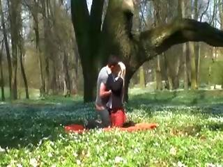 Amateur Ex Gf Blowjob And Sex At Home Outdoor