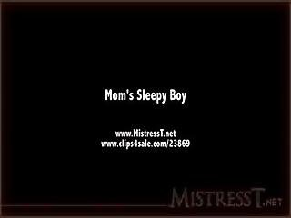 Mum S Resting Boy 1