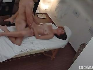 Amateur, Tschechich, Massage, Milf