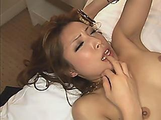 Hot Asian Getting Fucked So Hard In Various Positions