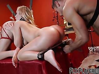 Good Looking Hotties Are Eager To Blow Some Giant Long Dicks